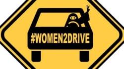 Campagne pour qu'une femme conduise la voiture d'Obama en Arabie