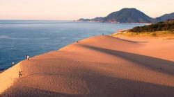 Des dunes et des chameaux... Au