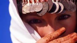 La culture berbère au féminin et la passion marocaine d'Yves Saint
