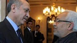 Ghannouchi à Erdogan: