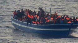 Tunisie: 90 migrants clandestins interceptés au large de