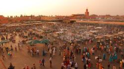 Et si on visitait Marrakech... sans y