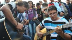 À Alger, une pause musicale sans slogan ni