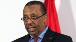 Démission du Premier ministre libyen, victime d'une