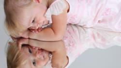 Sei der Spiegel, in dem dein Kind sich