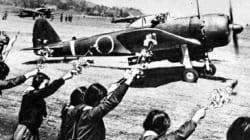 히로시마 원폭 투하, 자살특공대가 불