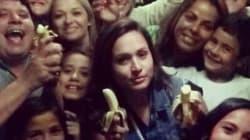 Des bananes virales en soutien à Daniel
