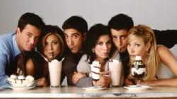 Le script du premier épisode de Friends recèle quelques