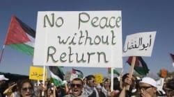 Des milliers d'Arabes israéliens manifestent en