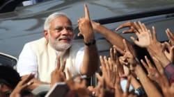인도 야당 총리 후보 나렌드라 모디, 인도의 경제를