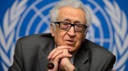 Le médiateur de l'ONU en Syrie jette