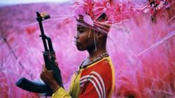 Richard Mosse: War Photography