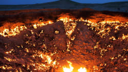 Turkmenistan: Burning Craters And Empty
