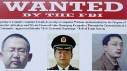 중국, '중국군 해커 기소' 미국