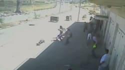 Une vidéo des deux adolescents palestiniens abattus de sang froid incrimine