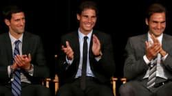 Pourquoi la génération Federer-Nadal-Djokovic est