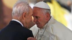 Abbas et Peres acceptent l'appel du pape à une prière pour la