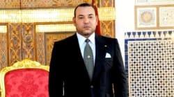 Visite officielle du roi du Maroc en