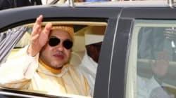 Mohammed VI a atteri en