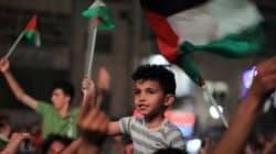 La Palestine en coupe