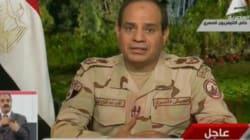 Al Sissi élu Président de l'Egypte avec un score à la Ben