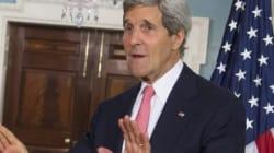 En visite au Liban, Kerry donne un