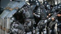 Pour garantir la sécurité durant le mondial au Brésil la police négocie ses