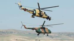 Crash d'un hélicoptère de l'armée à