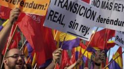Les espagnols veulent un référendum sur la