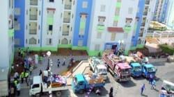 Opération relogement en Algérie, c'est