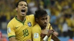 La Seleçao grâce à Neymar et...à