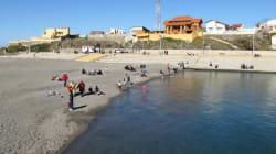 Un vendredi à la plage fi Dzayer