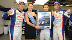 Nakajima Becomes First Japanese To Take Le Mans Pole, Doesn't