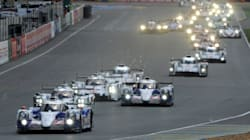 Porsche Lead Le Mans But Rain Creates Crash