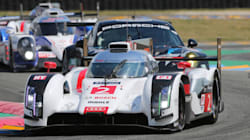 LOOK: Audi Wins Le Mans After Epic