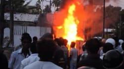 Heurts inter-religieux au Sri