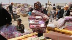 50 millions de déplacés dans le