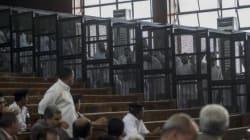 Égypte: 183 condamnations à mort confirmées, dont celle du chef des Frères