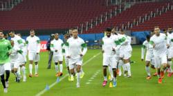 Les joueurs algériens décidés à se surpasser contre la Corée du