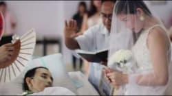 이 결혼식 동영상은 당신을 눈물짓게 만들