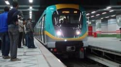Cinq blessés dans l'explosion de cinq bombes dans le métro du