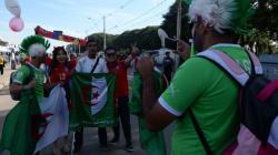 A Roubaix, les Algériens font la fête contre l'exclusion