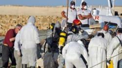 45 cadavres de migrants dénombrés sur le bateau arrivé en
