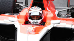 Chilton Hopes Rain Dance Will 'Stir Things' Up for Marussia In British