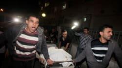 Neufs combattants palestiniens tués dans des raids israéliens sur