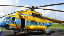 베트남서 헬기 추락 16명 사망, 부상