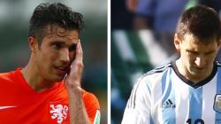 Fin de malédiction pour Van Persie ou pour Messi