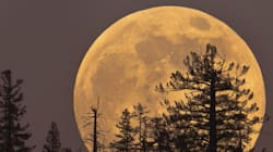 Feeling Supercharged Around The Supermoon? - How Yoga Can