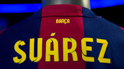 Let's Face It - Barcelona's Suarez Is a Liability for Club And