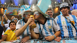 Surprise - You're Going to the World Cup